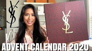 YSL Advent Calendar 2020 Unboxing and Review - Is It Worth $300? 🤔