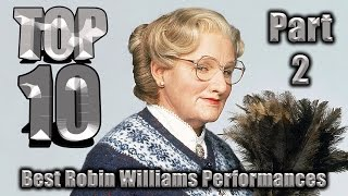 Top 10 Best Robin Williams Performances Part 2