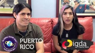 Global Game Jam Puerto Rico - Invitación