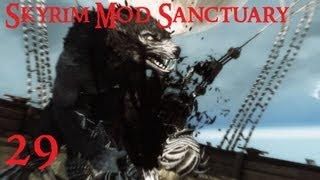 Skyrim Mod Sanctuary 29 : Monster Mod, SkyTest, Sustainable Spells, Einithars and Wearable Lanterns