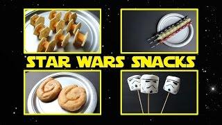 STAR WARS SNACKS ❤