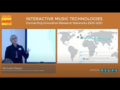 Michela Magas | Music Tech Fest & Technology Transfer | Uni Mozarteum | RSA FG