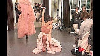 ROMEO GIGLI Fall 2004 2005 Paris - Fashion Channel
