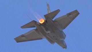 2020 F-35C Legacy Flight NAF El Centro