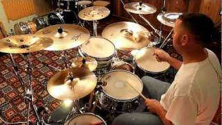 Owner Of A Lonely Heart Drum Cover