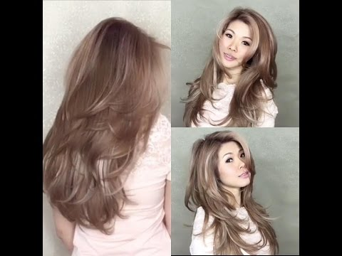 style for thick hair voluminous beautiful hair everyday within 5 mins with 7160