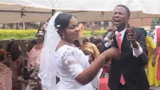 Nigerian Man Surprises His Wife With Ed Sheeran S Thinking Out Loud Cover