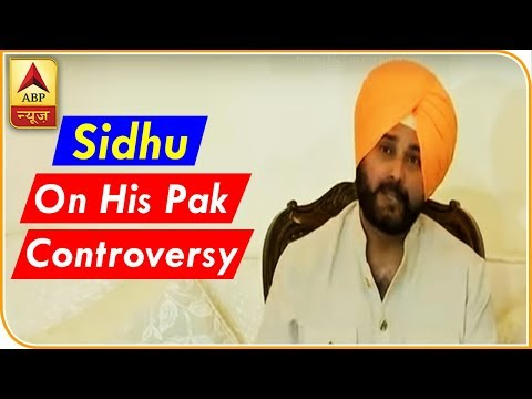 Navjot Singh Sidhu cites examples, clarifies on the controversy during Pakistan visit