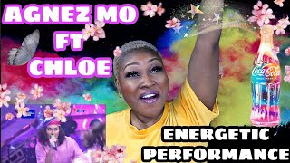 ENERGETIC AGNEZ MO FT CHLOE - COKE BOTTLE AT LAZADA (Reaction)