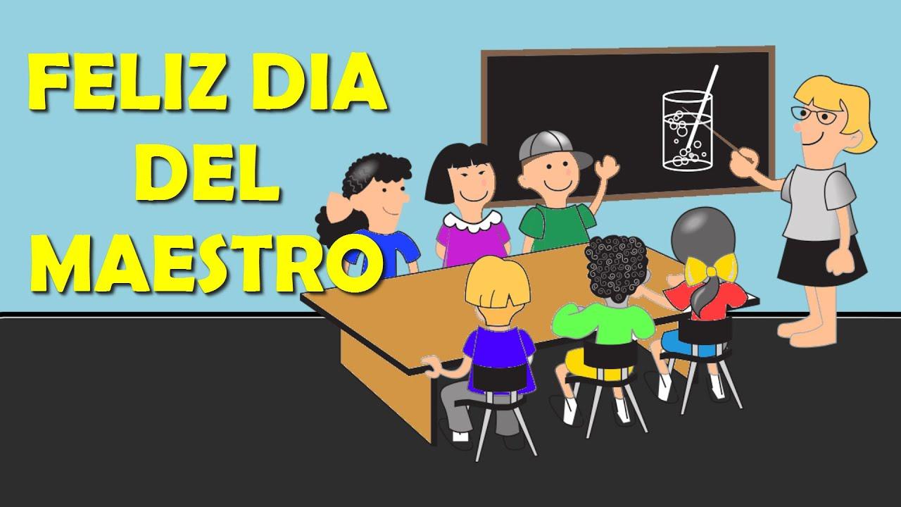 Feliz Dia Del Maestro Con Frases Para El Dia Del Maestro E Imagenes Del Dia Del Maestro 2019