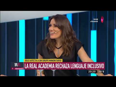 La Real Academia rechaza lenguaje inclusivo