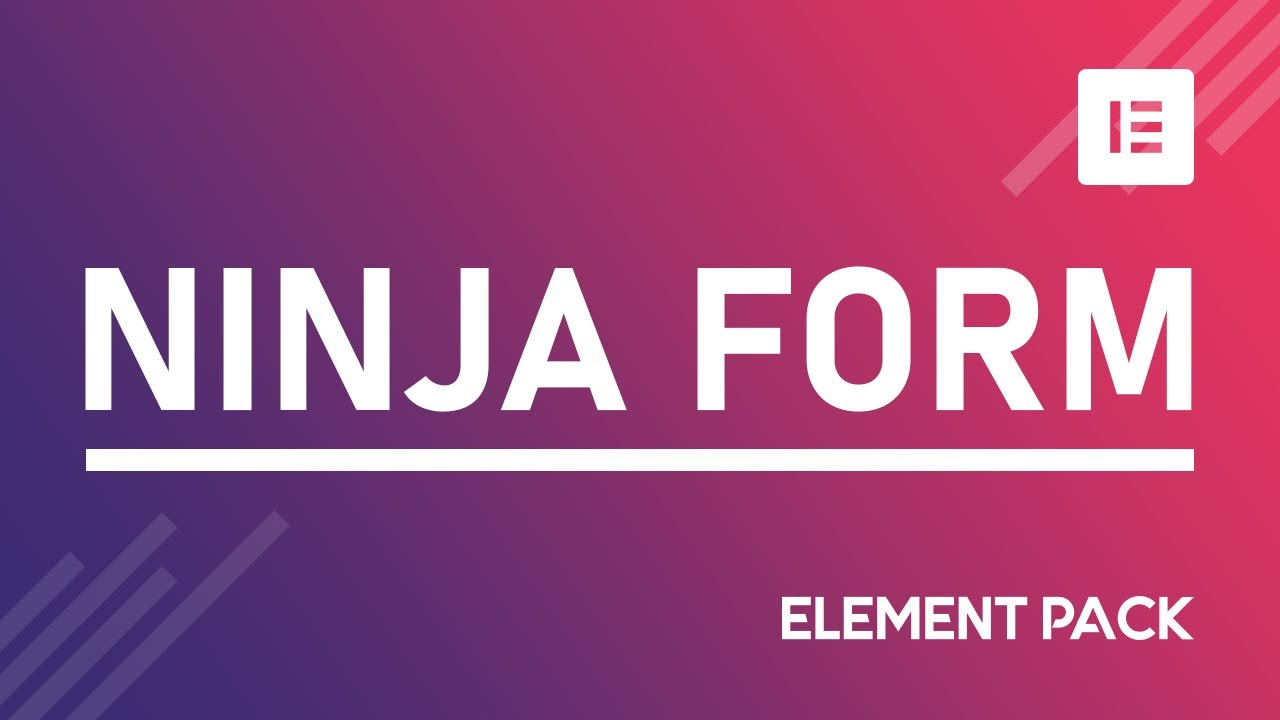 Ninja Forms – Element Pack