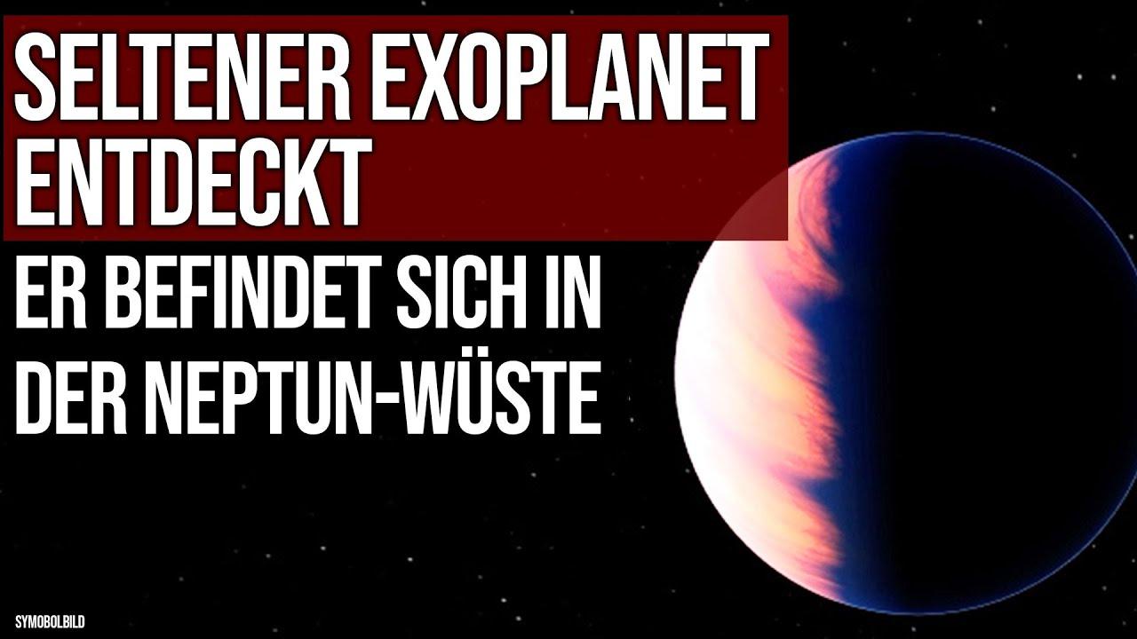 Seltener Exoplanet entdeckt - Er befindet sich in der so genannten