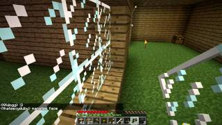 Beating Minecraft Ep. 5 - There Goes the Neighborhood (Minecraft Multi-Play)