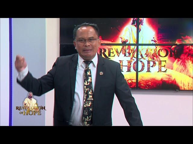 LIVE! REVELATION OF HOPE   July 27, 2021