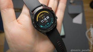 HUAWEI HONOR Magic Smart Watch я постарел и поседел пока подключал ЭТИ умные часы к смартфону! БОЛЬ!