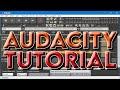 Cara Edit Suara Rekaman Agar Jernih Dan Lebih Tebal Tutorial Audacity  Mp3 - Mp4 Download
