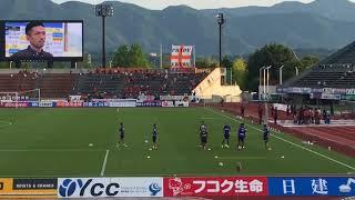 ホームで全然勝てない   #ヴァンフォーレ甲府 #愛媛FC.