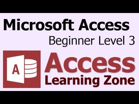 introduction to microsoft access pdf