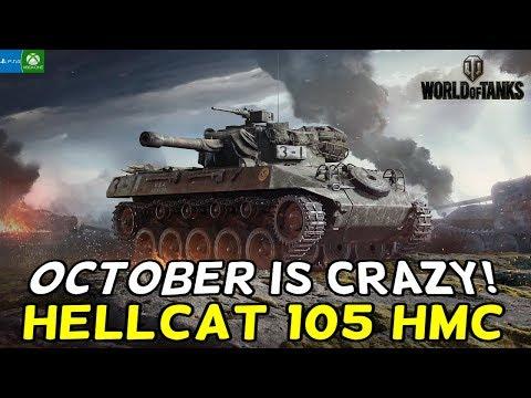 WOT Hellcat matchmaking