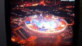 Closing Ceremony / Summer Olympic Games Highlights  / London 2012 / PART 5/ Live 08/12/2012
