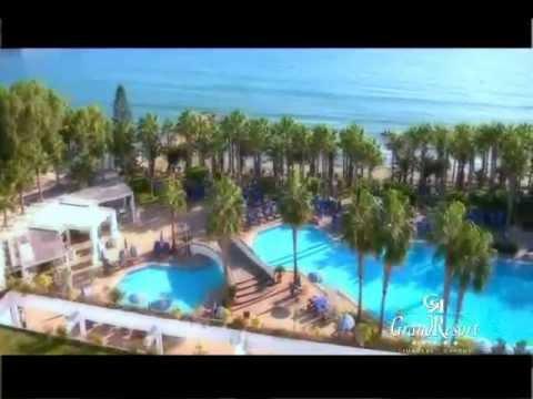 Grand Resort Hotel In Limassol Cyprus