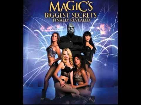 Magic's Biggest Secrets Revealed OST Tv 2 40 Vanishing Radio