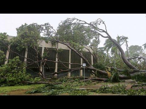 إعصار ماركوس يقطع الكهرباء عن آلاف المنازل باستراليا  - نشر قبل 3 ساعة