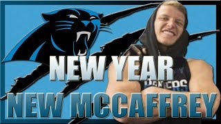 CHRISTIAN McCAFFREY IS JACKED! WHAT CAN WE EXPECT FROM HIM THIS YEAR? | @Shellitronnn