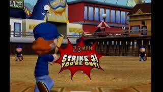 Backyard Baseball PS4 Group (Game 1)