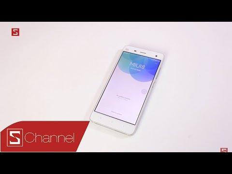 Schannel - Những điểm mới của MIUI 8 trên Xiaomi Mi 4