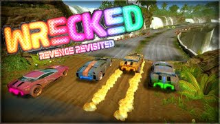 WRECKED REVENGE REVISITED WITH THE SIDEMEN (With Facecam)