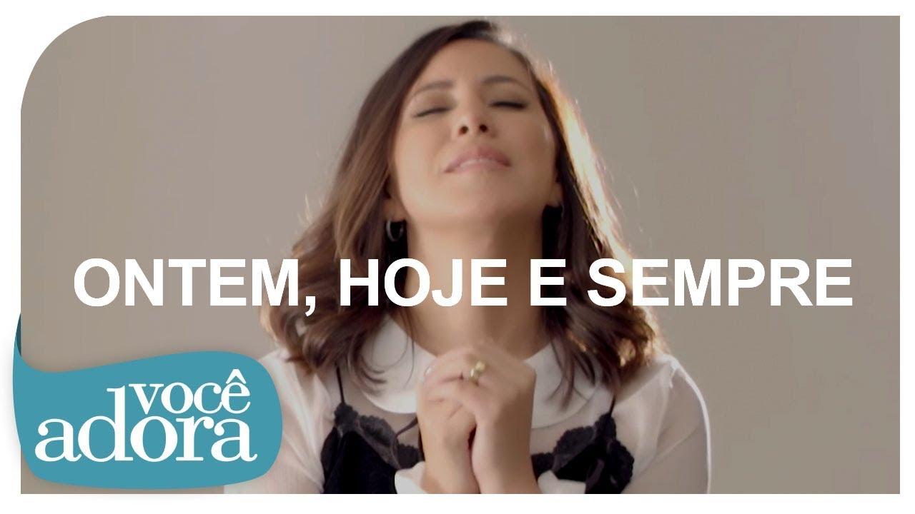 Ana Nóbrega - Ontem, Hoje e Sempre (EP Acústico) [Vídeo Oficial]