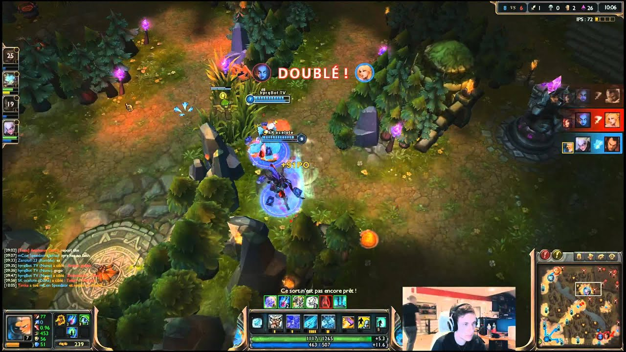 [Ladder] Nunu (Jungle) hyrqBot - Saison 3 - duoQ Ocelote ...