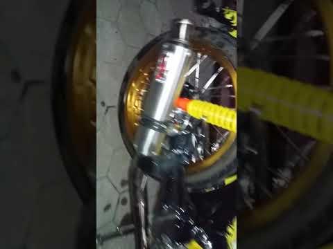 Cek sound WRX K2 oval Honda CB