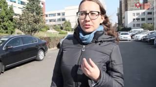 Россиянка и парень с Узбекистана про обучение в Китае. г Циндао - MyChina.org