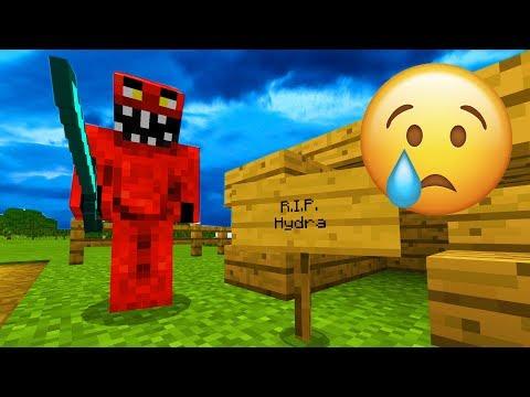 Evil Elmo KILLED my dog in Minecraft! (SADDEST MOMENT)