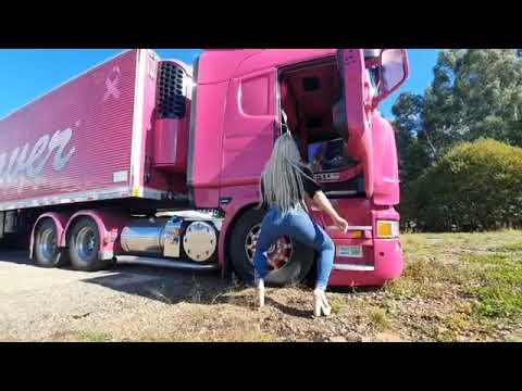 Sheila Bellaver Dançando ❤ Linda Sheila E Seu Pink Show
