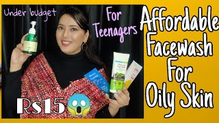 Affordable Facewash for Oily a…