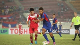 Laos vs Cambodia: AFF Suzuki Cup 2014 Qualifier
