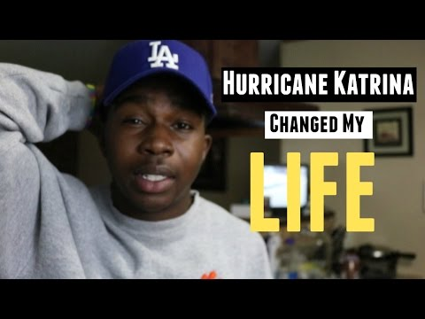 A Story About A Hurricane Named Katrina