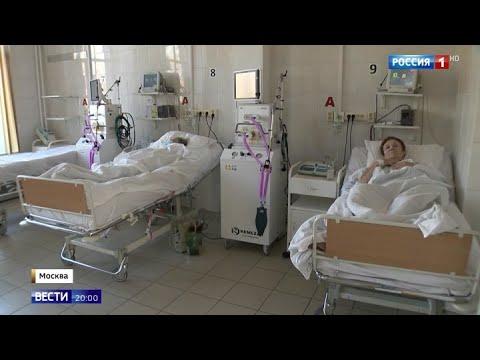 В России – максимум умерших от коронавируса за все время пандемии - Россия 24
