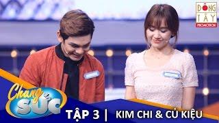 CHUNG SỨC 2016 | TẬP 3 - KIM CHI & CỦ KIỆU (19/01/16)