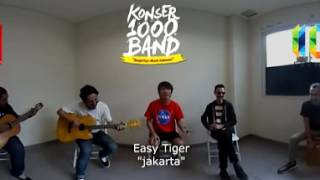 Easy Tiger - Jakarta (360 Virtual Reality Music Accoustic)