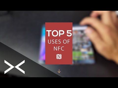 NFC   Explained! Top 5 Uses Of NFC #AXT