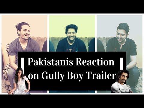 Pakistani Reacts to Gully Boy   Official Trailer   Ranveer Singh   Alia Bhatt