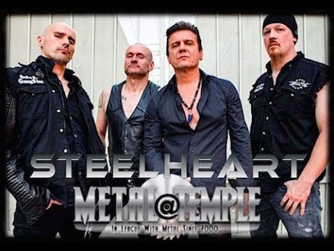 Miljenko Matijevic (STEELHEART)  Interview 2017