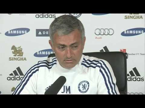 Jose Mourinho: Relationship with Villas-Boas is professional