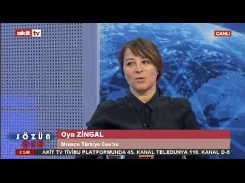 Mresco Türkiye Ceo'su Oya Zingal körfez yatırımcılarını ve emlak sektörünü değerlendiriyor