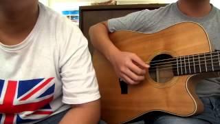 Xa (Oringchains) acoustic cover
